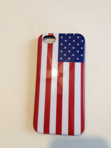 United states national flag iphone5
