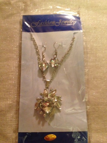 Necklace / Earring Set.